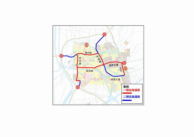 江苏淮安市快速路一期工程建设方案公示